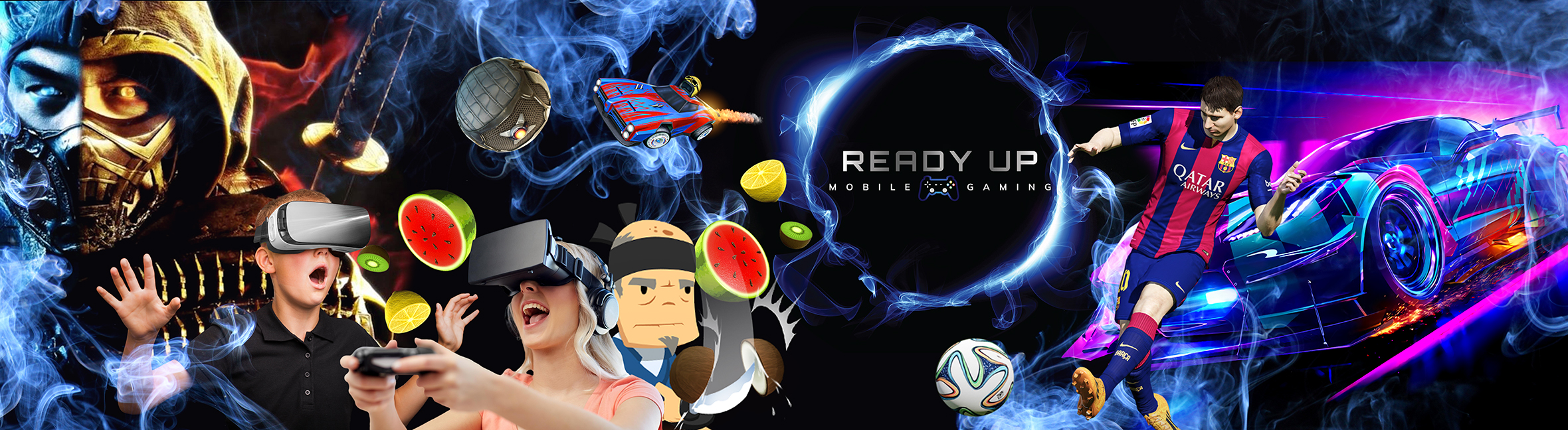 Ready Up Mobile Gaming Experience